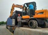 Escavatore caldo cinese della rotella di vendita con l'iso del CE