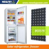 Congelatore di frigorifero autoalimentato solare del frigorifero della Cina di migliore qualità