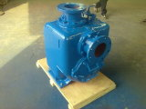 4 pulgadas autocebante bomba de residuos de alta presión (U)