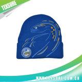 Moderner Cuffed Acrylwinter gestrickter Hut/Schutzkappe (071)