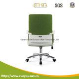 Silla de cuero de lujo de la oficina de la silla de eslabón giratorio de la PU