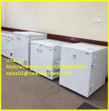 Hersteller-Zubehör-angeschaltene Solartiefkühltruhe