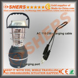 48 LEDの太陽キャンプのランタン1W LEDの懐中電燈USBのアウトレット