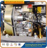 Excavatrice hydraulique du circuit 800kg d'augmenter de montagne mini avec des prix
