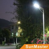 alle 50W in einem/integrierte LED-Solarstraßenlaternemit 5 Jahren Garantie-