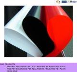 Pellicola rigida del PVC del nero; Lamiera sottile del PVC