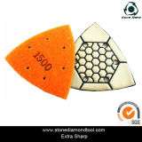 Сухое Triangular Polishing Pads для Concrete/Dry Polishing Pad