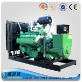 Генератор газа биомассы поставщика 200kw электричества с Ce одобрил
