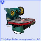 Vente chaude estampant la machine de presse avec la plate-forme alimentante