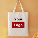 Сумки Tote мешков бакалеи хозяйственных сумок холстины хлопка серии мешок логоса печати Eco-Friendly складной многоразовой изготовленный на заказ
