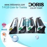 T-FC25 Tfc25 Cartucho de tóner para copiadora de color para Toshiba E Studio 2040c 2540c 3040c 3540c 4540c