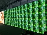 La visualización de LED al aire libre del alquiler P5.95/a presión el aluminio de la fundición
