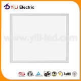 600 * 600mm 30W Plateado o blanco de aluminio Side-Lit Panel de luz LED