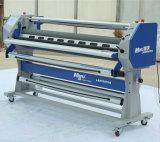 Máquina quente do Único-Lado de Mefu Mf1700-A1 e fria automática da laminação para laminar A2