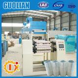 Покрытие клейкой ленты высокой эффективности Gl-500e и прокатывая машина