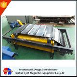Removedores magnéticos do ferro da correia permanente na indústria de carvão betuminoso