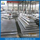 구른 합금 알루미늄 장 및 격판덮개 6061 중국 공급자 공장 가격에서 장식새김 형을%s 6082 T6 T651 4 ' *8'