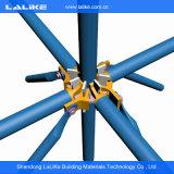 Type de blocage de boucle échafaudage de système pour la construction