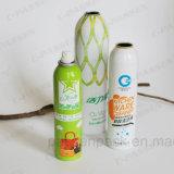 Botella de aluminio del aerosol de aerosol para el producto de limpieza de discos de las mercancías de la cocina (PPC-AAC-028)
