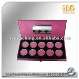 Customzied Qualitäts-neue Form-kosmetischer Geschenk-Kasten