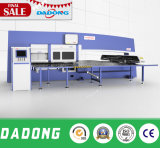 Punzonadora de la máquina de la prensa de sacador de la torreta del CNC de Dadong HP30