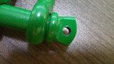 G210 미국 놀이쇠 유형 색깔 나사 Pin 하락은 D/Bow 수갑을 위조했다
