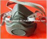Masque de la sûreté 3700 du masque de gaz 3m avec le filtre 3701cn