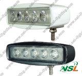 DEL imperméable à l'eau Work Light DEL Working Light pour l'éclairage LED 15W DEL Sot/Flood Light de Fog Driving