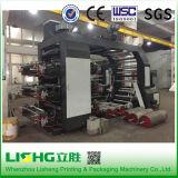 Fornecedor do equipamento de impressão de Flexo da película plástica da largura do elevado desempenho 6colors 1000mm de Ytb-61000 China