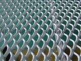 Fisch-Schuppen-erweitertes Metallineinander greifen