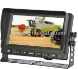Pièces agricoles de matériel de système de moniteur d'appareil-photo pour des solutions de visibilité d'entraîneur de ferme