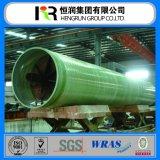 Tubo e montaggi di GRP