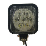 Neues 4inch 12V 56W Square LED Tractor Work Light