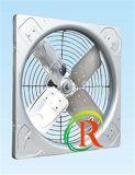 Отработанный вентилятор безредукторной передачи вися для дома коровы