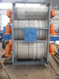 Caucho superficie de la cinta transportadora Polea / Polea / polea de retorno