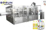 Embotelladora de relleno del agua de soda de la bebida
