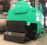 Dzg 1ton Wood Fired Single Drum Biomass Boiler
