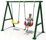 Напольные комплекты качания металла малышей спортивной площадки