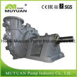 Hohe Leistungsfähigkeits-Abwasser, das Underflow-zentrifugale Schlamm-Pumpe handhabt