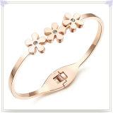 Armband van de Manier van het Ontwerp van de Juwelen van het roestvrij staal de Nieuwe (BR342)
