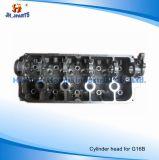 Cabeça do cilindro do motor para Suzuki G16b F8b F8q Z13dt 11100-57802