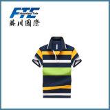 Produtos/fornecedores patrocinados. A fábrica fêz a preço barato a camisa de polo feita sob encomenda