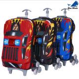 아이들 수화물 EVA 여행 가방 직물 여행 가방
