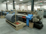 Toalha de tecelagem do funcionamento que faz o tear do jato do ar da máquina para a venda