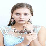 Nuevo elemento resina colorida de la pulsera del pendiente del collar de la joyería de moda