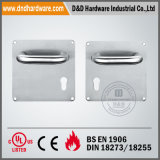 Pull Push Handle with Back Plate