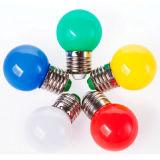 Des LED-0.25-1W Gehäuse Festival-Farben-Glühlampe-Deckel-(acht verschiedene Farben) (Zubehör SKD)