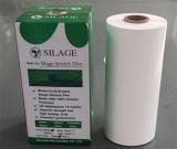 Ensilage soufflé Anti-UV blanc de LLDPE enveloppant le film d'ensilage de film pour la France