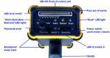 Schwarzer Detektor des Falke-Gr-100/Metal/Golddetektor/Splitter-Detektor/Diamant-Detektor/Edelstein-Detektor