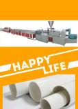 Extrusão plástica da extrusora Machine/PVC da tubulação de /PVC da extrusora